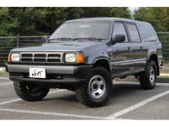 Mazda Proceed Marvie. механика, 4wd, 2.6, бензин, б/п, нет птс. Под заказ