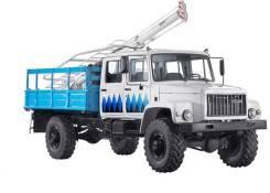 Стройдормаш БКМ-318. Бурильно-крановые машины, 2 000кг. Под заказ