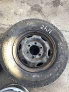 Продам колеса Bridgestone Blizzak VL1 195/80R15