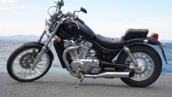 Suzuki VS 400 Intruder. 400куб. см., исправен, птс, с пробегом