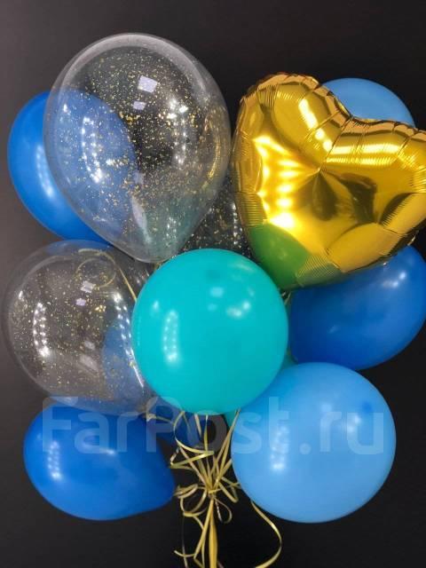 Воздушные гелевые шары