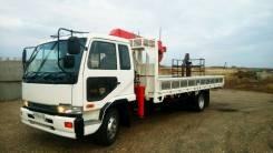 Nissan Diesel Condor. Продам грузовик Nissan Diesel UD condor с манипулятором., 9 200куб. см., 5 000кг., 4x2