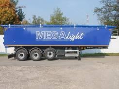 MEGA. Новый полуприцеп Mega Light 42 куб. м, 33 950кг. Под заказ