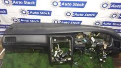 Панель приборов. Toyota Corona, AT190, CT190, CT195, ST190, ST191, ST195 Двигатели: 2C, 3SFE, 4AFE, 4SFE