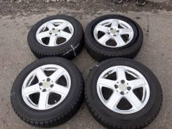 """Колёса 195/65R15 Bridgestone. 6.0x15"""" 4x100.00 ET42 ЦО 73,1мм."""
