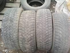 Michelin. Зимние, шипованные, 50%, 4 шт