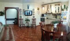 3-комнатная, улица Плеханова 75. центр, площадь, администрация, остается вся мебель, агентство, 58кв.м.