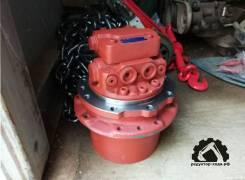 Редуктор хода, (гидромотор хода с редуктором, бортовая передача с гидромотором) для экскаватора CASE CX35 B/ZTS