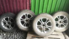"""Комплект колес. 7.0x17"""" 5x100.00, 5x114.30 ET45 ЦО 70,1мм."""