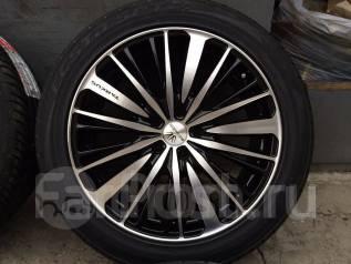 """Новые Зимние колеса на Toyota Highlander, Lexus RX, X-Trail. 8.0x19"""" 5x114.30 ET35"""