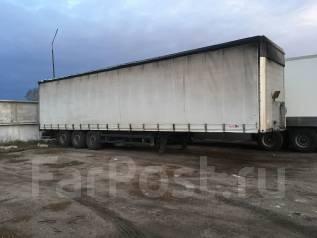 Schmitz Cargobull. Продам шторный полуприцеп Schmitz 2006, 39 000кг.