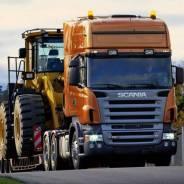 Перевозка негабаритных грузов, услуги трала