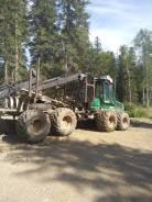 Timberjack 1110. Форвардер, 6 000куб. см., 10 000кг.