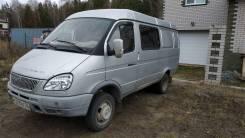 ГАЗ 2705. ГАЗель 2705 комби фургон, 3 000куб. см., 1 500кг., 4x2