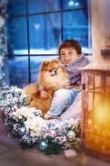 Новогодняя фотосессия от Анны Каракулиной в Находке