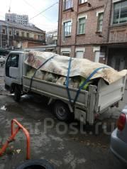 Вывоз строительного мусора, мебели, переезды, доставки