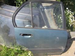 Продам заднюю правую дверь Toyota Tercel EL41