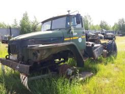 Урал 4320. Продается УРАЛ 4320 седельный тягач, 6x6
