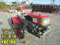 Yanmar. Продам японский дизельный мотоблок YCH 700, 7 л.с. Под заказ