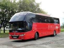 Zhong Tong. Продажа новых междугородних автобусов в Хабаровске, 53 места