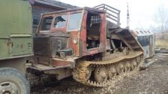 АТЗ ТТ-4. Продам трелевочный трактор тт4