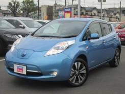 Nissan Leaf. автомат, передний, электричество, б/п. Под заказ