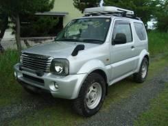 Suzuki Jimny. механика, 4wd, 1.3, бензин, б/п, нет птс. Под заказ