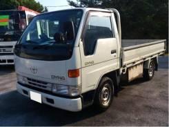Toyota Dyna. Продам Toyota DYNA KC-LY111 бортовой односкатный !, 2 800куб. см., 1 500кг., 4x2