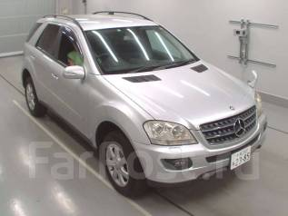 Mercedes-Benz M-Class. ML350, 272 967