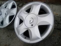 """Renault. 6.0x15"""", 4x100.00, ET32, ЦО 60,1мм."""