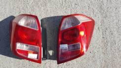 Стоп-сигнал. Toyota Ractis, NCP100, NCP105, SCP100 Двигатели: 1NZFE, 2SZFE