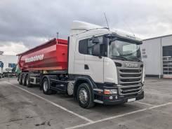 Scania. G400LA4X2HNA, 13 000куб. см., 20 000кг., 4x2