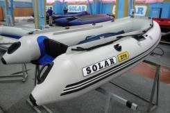 Solar 270. 2018 год год, длина 2,70м., двигатель подвесной, 6,00л.с., бензин