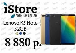 Lenovo K5 Note. Новый, 32 Гб, 3G. Под заказ