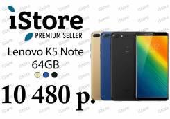 Lenovo K5 Note. Новый, 64 Гб, 3G, 4G LTE. Под заказ