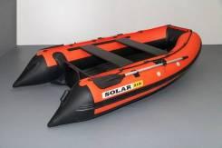 Solar 310. 2018 год год, длина 3,10м., двигатель подвесной, 15,00л.с., бензин