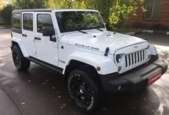 Jeep Wrangler. автомат, 4wd, 3.6 (286л.с.), бензин, 50тыс. км. Под заказ