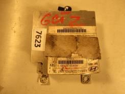 Блок управления airbag. Hyundai Getz, TB Hyundai Click Двигатели: D3EA, D4FA, G4EA, G4EDG, G4EE, G4HD, G4HG