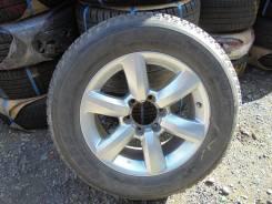 """Колесо R18, диск Lexus GX460+резина 265/60R18 Bridgestone Dueler H/T. 7.5x18"""" 6x139.70 ET25"""