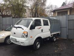 Kia Bongo III. Продается (обмен не предлагать)грузовик Kia BongoIII, 2 902куб. см., 800кг., 4x4