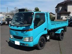 Toyota Dyna. Продам Toyota DUNA KK-XZU321D бортовой самосвал!, 5 000куб. см., 2 000кг., 4x2. Под заказ