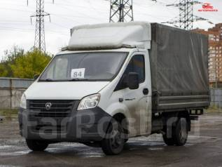 ГАЗ ГАЗель Next. Бортовой грузовой фургон Газ Next 3009 z7, 2 690куб. см., 950кг., 4x2