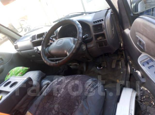 Mazda Bongo Brawny. автомат, задний, 2.5, дизель