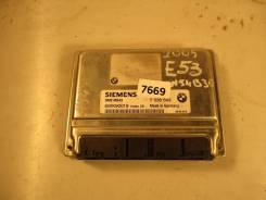 Блок управления двс. BMW X5, E53