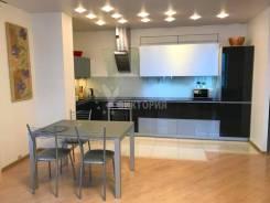 2-комнатная, улица Крыгина 42. Эгершельд, агентство, 92,0кв.м. Кухня