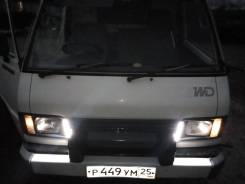 Mazda Bongo. Продам Мазда Бонго брауни, 2 200куб. см., 1 000кг., 4x4