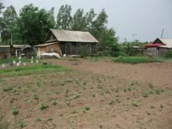 Продам земельный участок с домом. п. Приамурский. П. Приамурский, р-н Смидовический район, скважина, от частного лица (собственник)