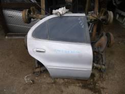 Дверь задняя правая. Toyota Sprinter AE100