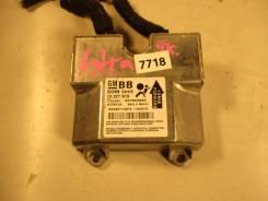 Блок управления airbag. Opel Astra, L35, L48, L69