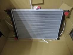 Радиатор охлаждения двигателя. Hyundai Grandeur, TG Hyundai Sonata Kia Optima Kia Magentis